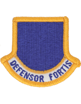 Air Force Officer Security Forces Beret Flash