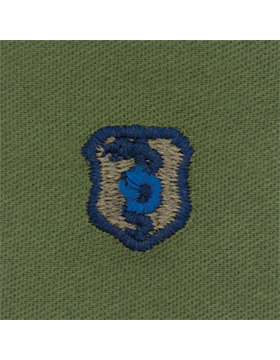 Air Force Subdued Sew-on Badge Dentist