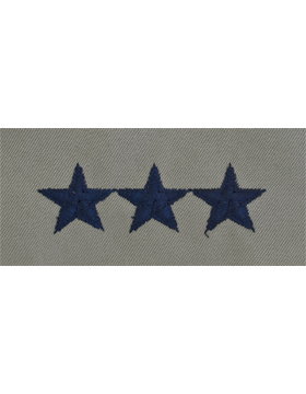 Lieutenant General (Point to Point) USAF Sew-On ABU