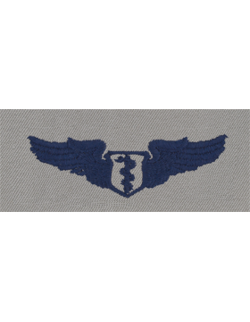 Air Force ABU Sew-on Badge Flight Surgeon