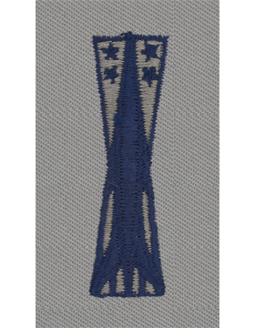 Air Force ABU Sew-on Badge Missile Maintenance