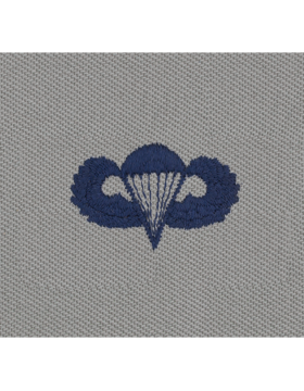 Air Force ABU Sew-on Badge Parachutist