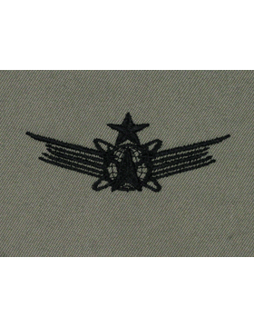 Senior Space Operations USAF Sew-On ABU