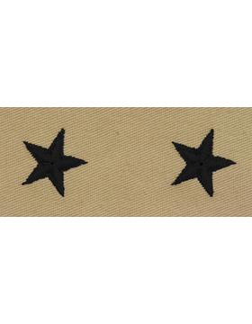 Brigadier General USAF Sew-On Desert