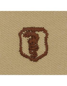 Air Force Desert Sew-on Badge Dentist