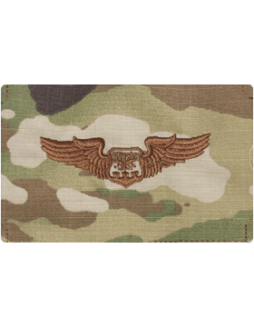 Air Force Scorpion Sew-on Badge Navigator Observer
