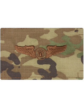 Air Force Scorpion Sew-on Badge Enlisted Aircrew Member