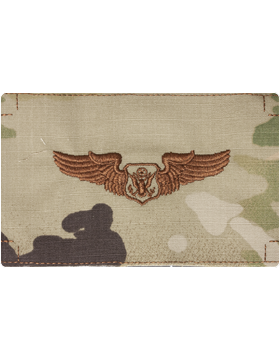 Air Force Scorpion Sew-on Badge Non-Rated Officer Aircrew