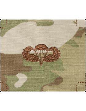 Air Force Scorpion Sew-on Badge Parachutist
