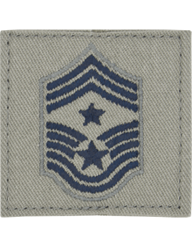 Command Chief Master Sergeant with Fastener (Fleece Jacket)