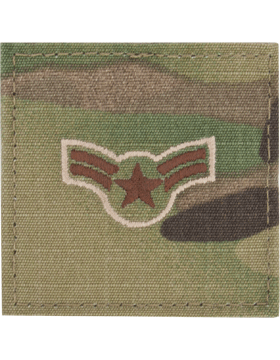 Air Force Scorpion Sew-on Airman First Class