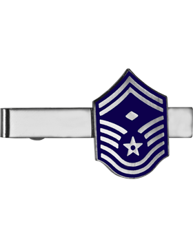USAF Tie Bar (AF-TB-109) Senior Master Sergeant with Diamond