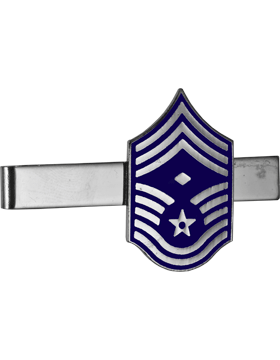 USAF Tie Bar (AF-TB-111) Chief Master Sergeant with Diamond