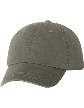 AH70 Bio-Washed Cotton Twill Cap