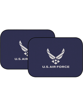 US Air Force, Auto Mats, Set of 2