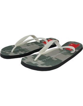 Alabama Military Academy Flip Flops, Adult