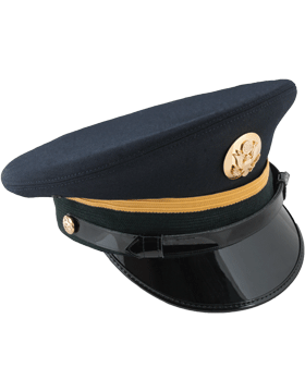 Army Blue Male Service Cap Enlisted