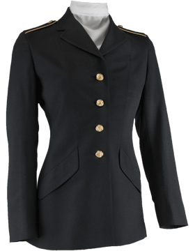 Army Dress Blue Female Enlisted Colonial™ Coat