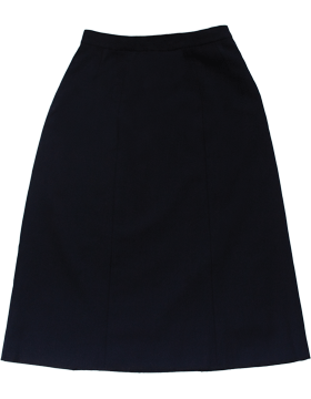 Army Female Dress Blue Skirt Polyester Material