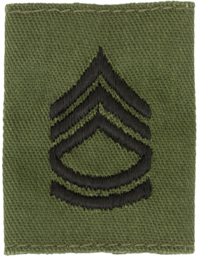 Gortex Loop OD Sergeant 1st Class (AR-GL107)