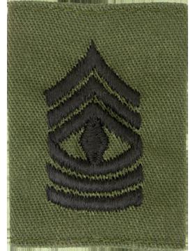 Gortex Loop OD 1st Sergeant (AR-GL109)