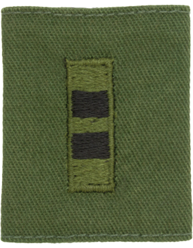 Gortex Loop OD Warrant Officer 02 (AR-GL116)