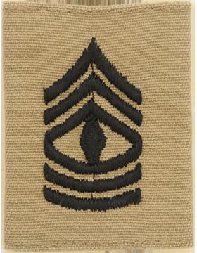 Gortex Loop Desert 1st Sergeant (AR-GL209)