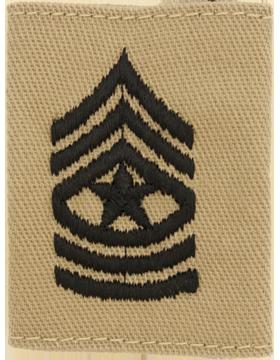 Gortex Loop Desert Sgt Major (AR-GL210)