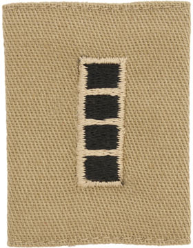 Gortex Loop Desert Warrant Officer 04 (AR-GL218)