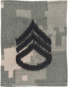 Gortex Loop ACU Staff Sergeant (AR-GL306)