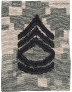 Gortex Loop ACU Sergeant 1st Class (AR-GL307)