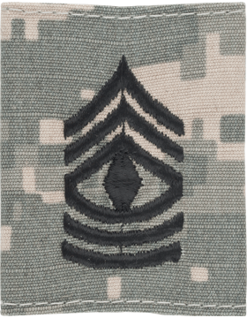 Gortex Loop ACU 1st Sergeant (AR-GL309)