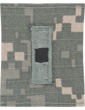 Gortex Loop ACU Warrant Officer 01 (AR-GL315)