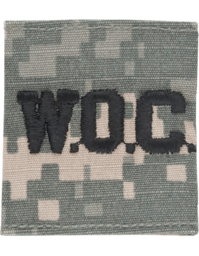 Gortex Loop Rank ACU Warrant Officer Candidate (328) (AR-GL328)