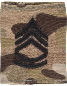 Gortex Loop Scorpion Sergeant 1st Class E-7 (AR-GL407)