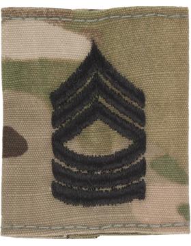 Gortex Loop Scorpion Master Sergeant E-8 (AR-GL408)