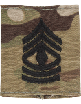 Gortex Loop Scorpion 1st Sergeant E-8 (AR-GL409)