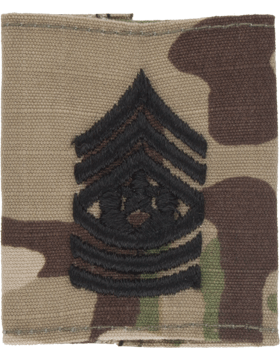 Gortex Loop Scorpion Cmd Sgt Major E-9 (AR-GL411)