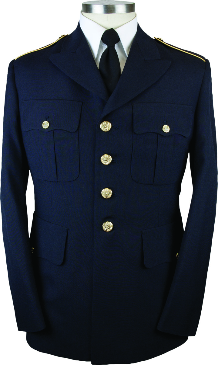 Army Dress Blue Male Enlisted Coat | US Military