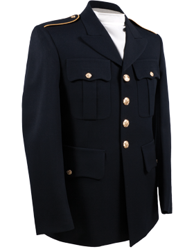 Army Dress Blue Male Enlisted Premier™ Coat small