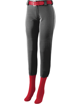 Ladies Low Rise Homerun Pant 1240