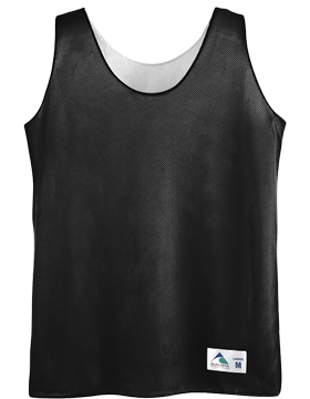 Girls Reversible Mini Mesh League Tank 135