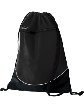 Tri-Color Drawstring Backpack 1920