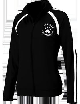 Ladies Poly/Spandex Jacket 4700