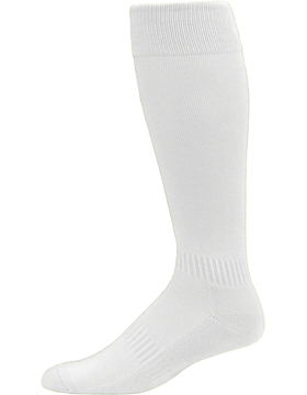 Intermediate Elite Multi-Sport Sock 6006 White
