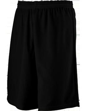 Longer Length Mini Mesh League Short 738