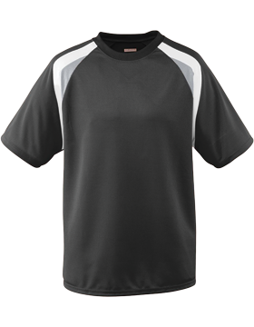 Wicking Mesh Tri-Color Jersey 875