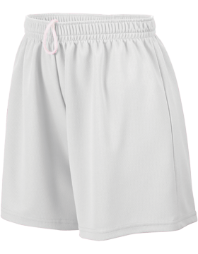 Girls Wicking Mesh Short 961