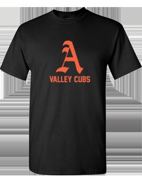 Alexandria Valley Cubs Black T-Shirt G500