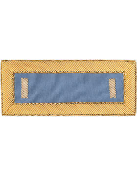 Infantry Bullion Shoulder Boards